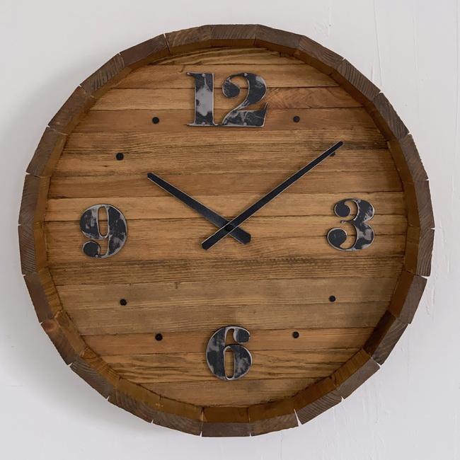 Часы настенные SLT 5193 BARREL